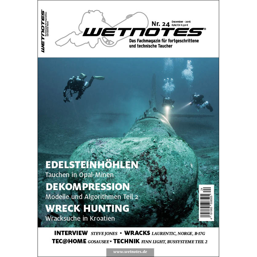 WETNOTES #24 Cover