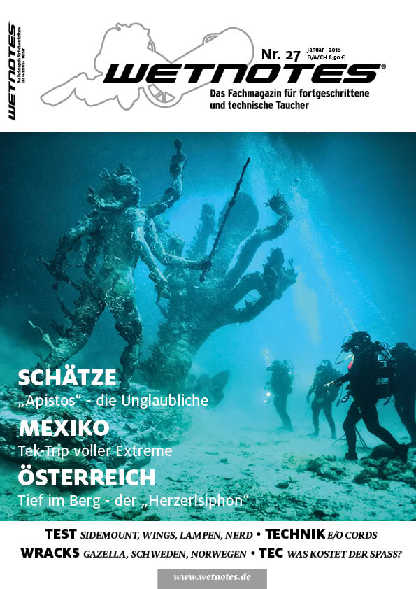 WETNOTES #26 Cover